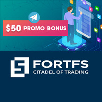 FortFS Promotion offer $50 No Deposit Promo Bonus